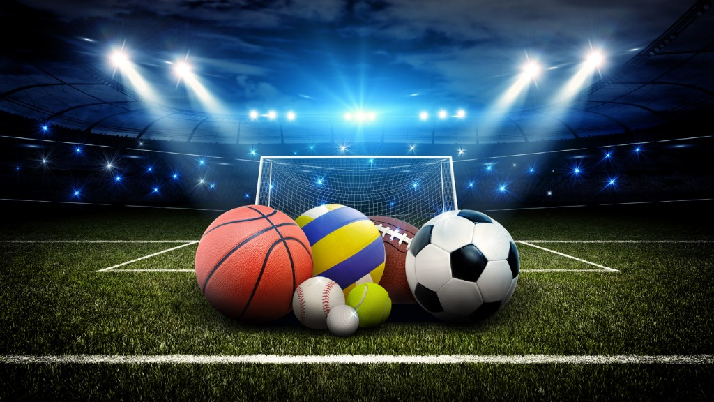 Athletic Backgrounds: Cloud Based Court Reservations